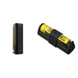 Chargeur compacte Nitecore F1 FlexBank - l'unité