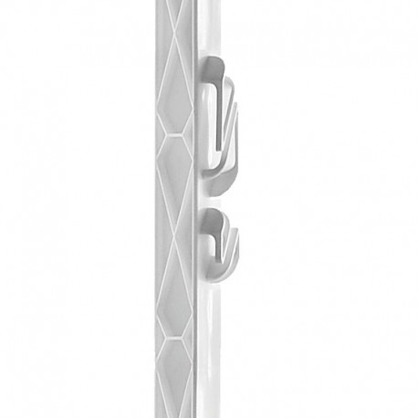 Piquets PVC 160 cm - lot de 5