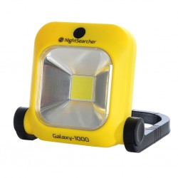 Projecteur rechargeable NightSearcher LED Galaxy 1000 - l'unité