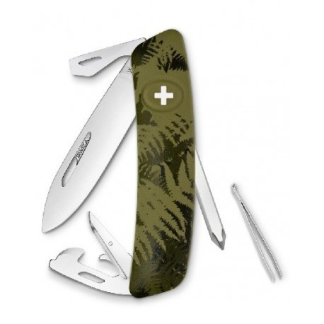 Couteau suisse SWIZA C04 Kaki - l'unité