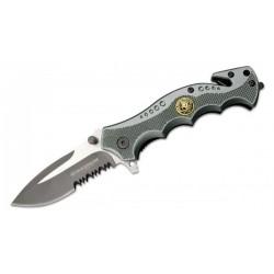 Couteau Magnum Böker Swat Res-Q - lame de 8.5 cm - l'unité