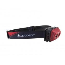 Lampe frontale SupraBeam® S3 rechargeable Li-Po - l'unité