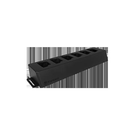 Station d'accueil Transcend® pour DrivePro™ Body20 et Body52 - l'unité