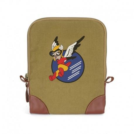Protection tablette BLACKOUT Héritage Wings - l'unité