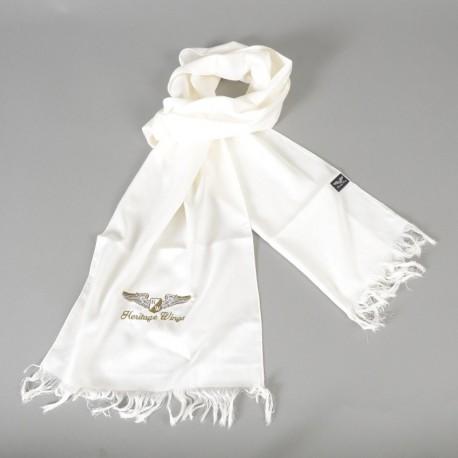 Chèche en soie AVIATOR Héritage Wings - l'unité