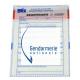 Sachets scellés sécurisés Gendarmerie Nationale - lot de 50