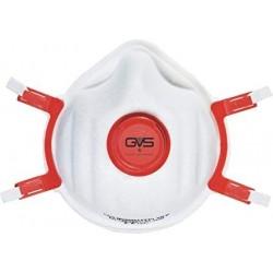 Masque de protection GVS Filter Tecnology FFP3 RD à usage unique - boite de 10 masques