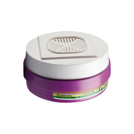 Cartouche filtrante ABEK1P3 pour HM-28 - le jeu de 2 filtres