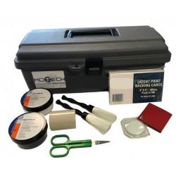 Kit prises d'empreintes standard - le kit