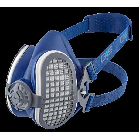 Demi-masque de protection réutilisable ELIPSE avec filtres P3 - l'unité