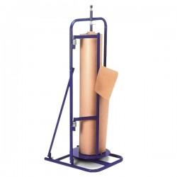 Dérouleur verticall pour papier kraft - l'unité