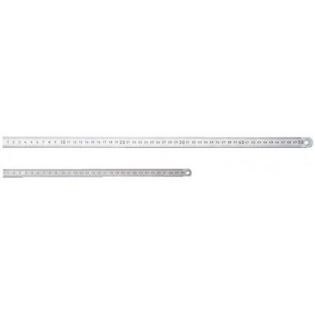 Réglet flexible acier inox 30 cm - l'unité