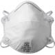 Masques hygiène 3 plis Type II avec élastique non tissé - 50 pièces