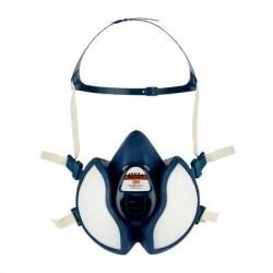 Demi-masque à filtre intégré A2P3 RD - l'unité
