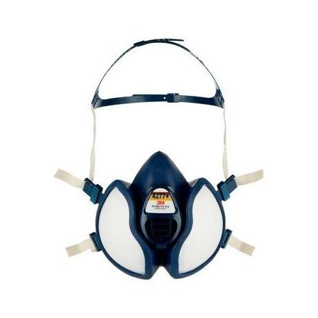 Demi-masque à filtre intégré ABE1P3D - l'unité