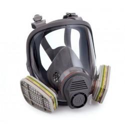 Masque complet à double filtres 3M 6800 - l'unité