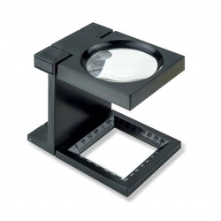 Compte-fils gradué Ø 50 mm - grossisemnt x3/x7 - l'unité